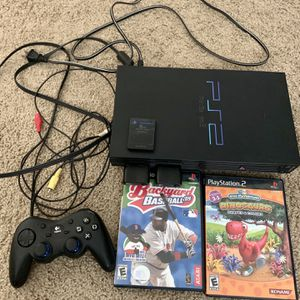 PS2 Console And Games for Sale in Mesa, AZ