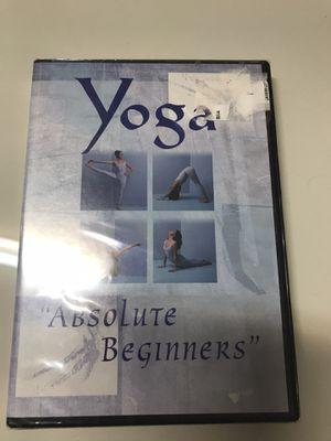 Beginner yoga DVD for Sale in Peoria, AZ