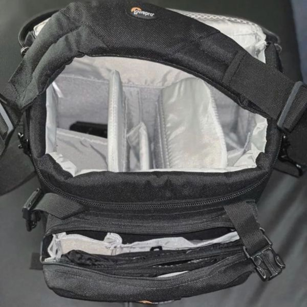 Professional Camera Carrier Case
