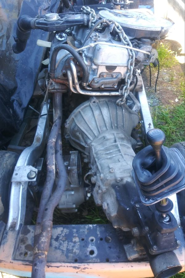 22R Engine and Transmission 325 00! for Sale in San Diego, CA - OfferUp