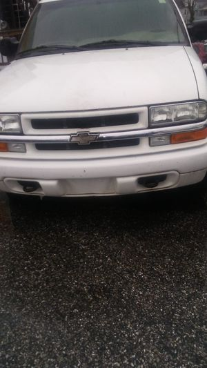 2004 Chevy blazer. 4x4. Automatic transmission for Sale in Baltimore, MD