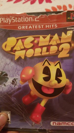 Ps2 pac man world 2 for Sale in Murray, UT