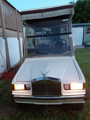 Rare Golf Cart for Sale in Fort Lauderdale, FL
