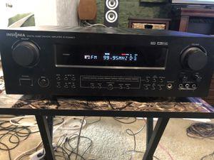 Insignia Home Theatre Surround Sound Stereo Receiver for Sale in Mountlake Terrace, WA