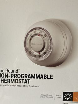 Honeywell Non- Programmable Thermostat for Sale in Staten Island,  NY