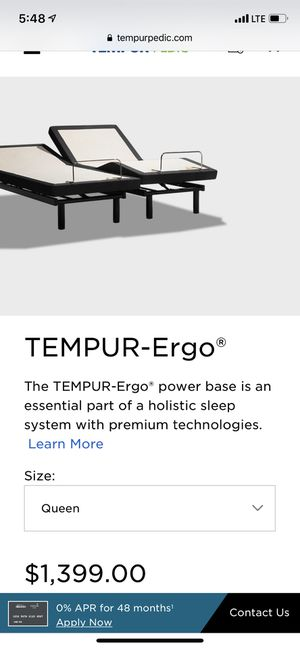 Tempur-ergo for Sale in Asheville, NC