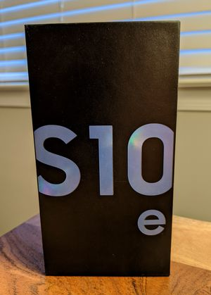 New Samsung Galaxy S10e 128GB for Sale in Alexandria, VA