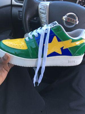 Bape Shoes for Sale in Arlington, TX