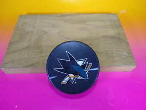 San Jose Sharks hockey puck for Sale in San Jose, CA