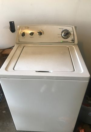 Washer and dryer ,whirlpool asking for $150 for Sale in Fresno, CA