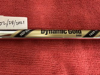 Dynamic Gold S400 Tour Issue Wedge Shaft for Sale in Kirkland,  WA