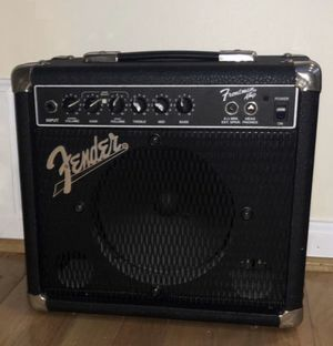 Fender Amplifier for Sale in Manassas, VA
