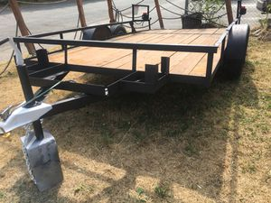 Double axle trailer for Sale in Anchorage, AK