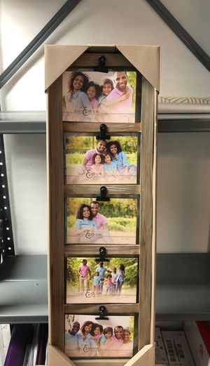 Rustic Picture Holder for Sale in New Fairfield, CT