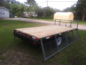 Brand new utility trailer for Sale in Wimauma, FL