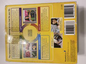 RosettaStone French level 1,2 & 3 for Sale in FL, US
