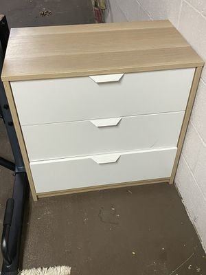 Modern Ikea dresser/side table for Sale in Los Angeles, CA