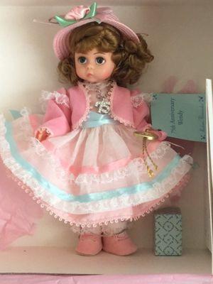 Madame Alexander Doll 75th Anniversary Wendy 22420 for Sale in Phoenix, AZ