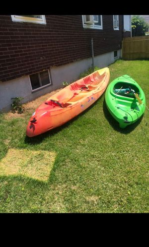 Kayaks two of them Boat for Sale in Denver, CO