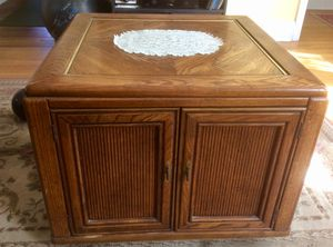 End Table with Storage for Sale in Wall Township, NJ