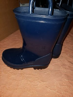 Rain boots toddler size 7 for Sale in Portsmouth, VA