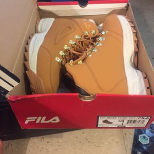 FILA Boots Size 10men ! Never Worn for Sale in Hartford, CT