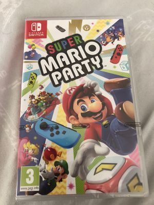 **Super Mario Party** for Nintendo Switch (New) for Sale in Miami, FL