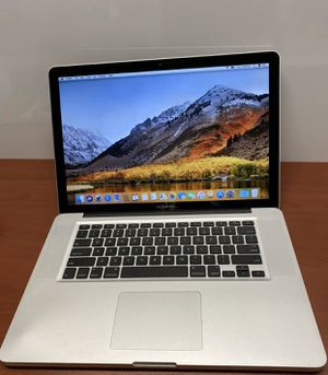 I don't accept Paypal or Cash App, Read first only offer up payment accepted or cash Apple laptops MacBook Pro 2010 15inch, Core i5 8gb 500gb hdd for Sale in Jonesboro, AR
