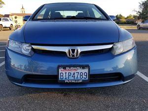 2008 Honda Civic for Sale in Fairfield, CA