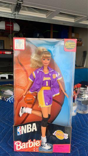 NBA Barbie for Sale in Garden Grove, CA