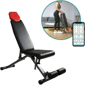 5-in-1 Adjustable Weight Bench for Sale in Lake View Terrace, CA