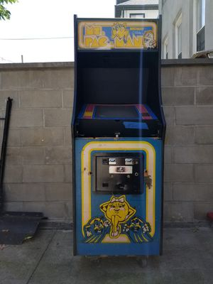 Ms Pac Man - Arcade Machine for Sale for sale  Brooklyn, NY