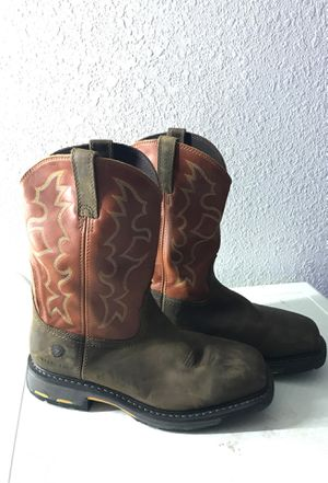 Work Boots| Ariat | size 11 for Sale in Phoenix, AZ