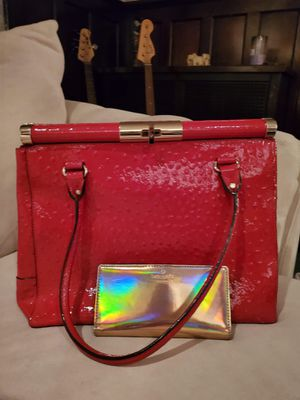 Nwt katespade with matching wallet for Sale in Pittsburgh, PA