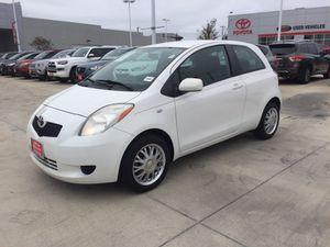 2008 Toyota Yaris Hatchback for Sale in San Antonio, TX