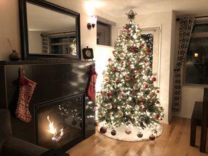 "7"" Pre- Lit Christmas Tree for Sale in Seattle, WA"