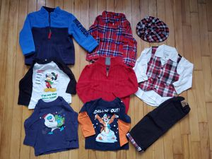 12-18m Baby boy clothes, Christmas / Holiday set for Sale in Brooklyn, NY