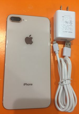 iPhone 8 Plus 64gb UNLOCKED with 6 months warranty for Sale in Boston, MA