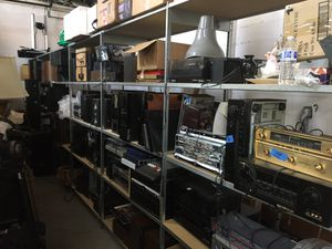 STEREO EQUIPMENT/ SPEAKERS/ TURNTABLES /DJ EQUIPMENT for Sale in South Brunswick Township, NJ