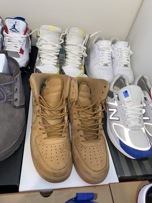 WHEAT AIR FORCES HIGH for Sale in Hyattsville, MD
