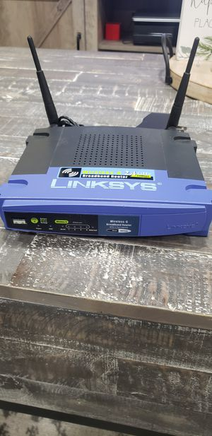 Linksys Wireless Broadband Router WRT54G v.4 for Sale in Miami, FL