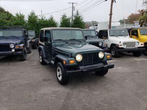 1999 Jeep Wrangler Sport for Sale in Ashland, MA