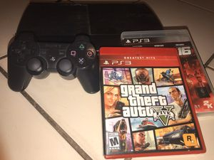 PS3 Super Slim for Sale in Haines City, FL