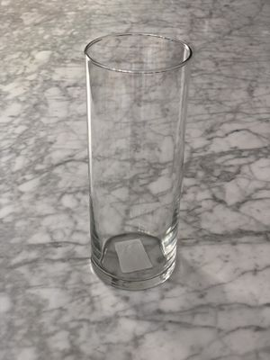"Cylinder Vase, 9"" tall (24 count) for Sale in Seattle, WA"