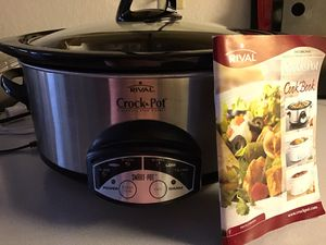 RIVAL CROCKPOT for Sale in Westminster, CO