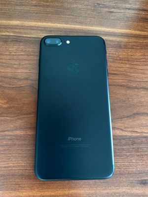 iPhone 7 Plus 128g unlocked - works on any network for Sale in Portland, OR