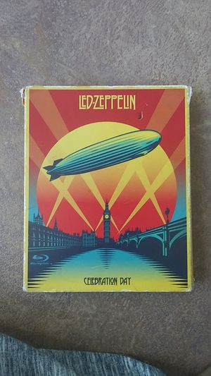 Led Zeppelin-Celebration Day for Sale in Melrose Park, IL