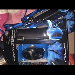 Gaming Keypad Mouse, Keyboard Hooks Up To Lap Top Xbox Etc for Sale in Pennsburg, PA