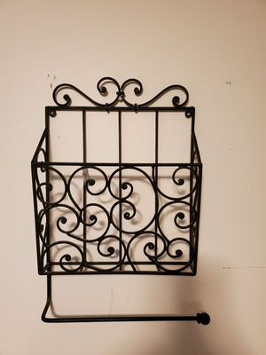 Nice Iron Mail Holder for Sale in Layton, UT