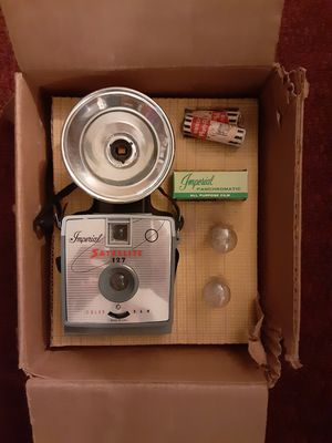 Old camera Imperial 127, original papers and film for Sale in El Dorado, AR